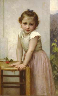 William Adolphe Bouguereau – Iwonka – reprodukcja