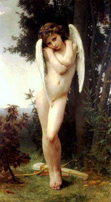 William Adolphe Bouguereau – Kupidyn – reprodukcja