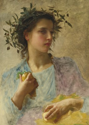 William Adolphe Bouguereau – Lato – reprodukcja