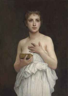 William Adolphe Bouguereau – Pandora – reprodukcja