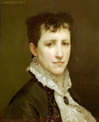 William Bouguereau – Portret Elizabeth Gardner – reprodukcja